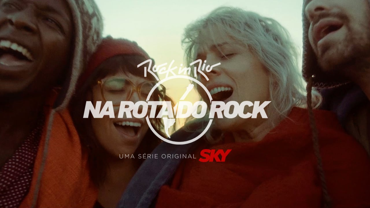 "Trailer SKY ""Na Rota do Rock"""